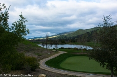 This is the Cache Creek Casino's golf course.