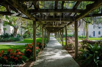 More walkway.