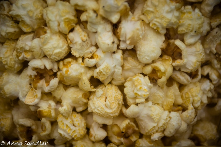 Ok, I do love kettle corn.