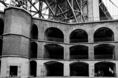 Fort Point in Black and White.