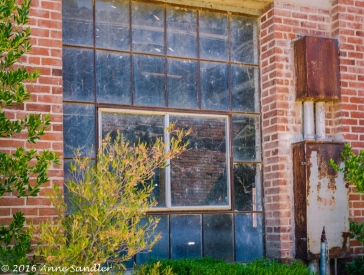 The old buildings and their windows drew my attention.
