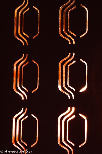 Lamp shade.