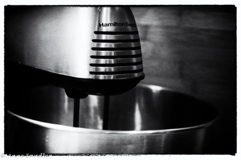 A mixer.