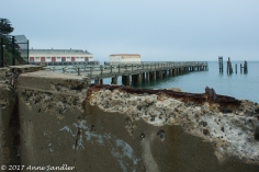 Another look at the historic pier.