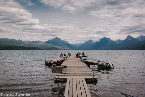 McDonald Lake.