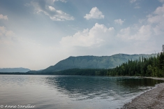 Another shoreline view. I'm getting pretty good at using the dehaze slider in Lightroom.