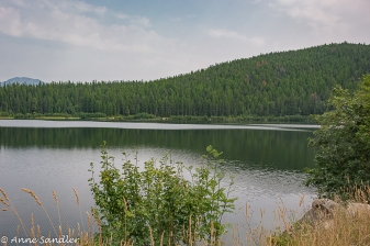 Another view of So. Lion Lake.