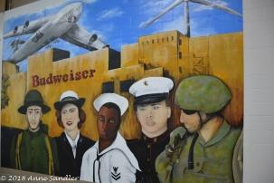 A mural.