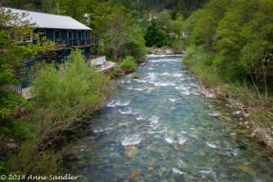 The Yuba River.